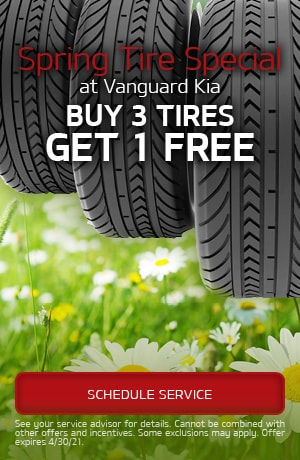 Buy 3 tires and get the 4th for FREE