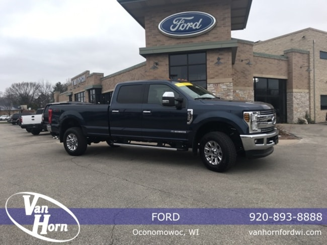 2018 Ford F-350SD Lariat Truck