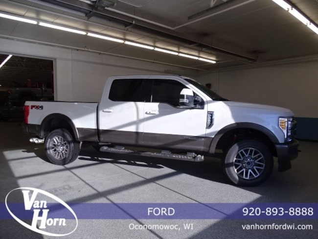 2017 Ford F-250SD King Ranch Truck