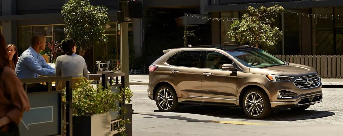 2019 Ford Edge Parked