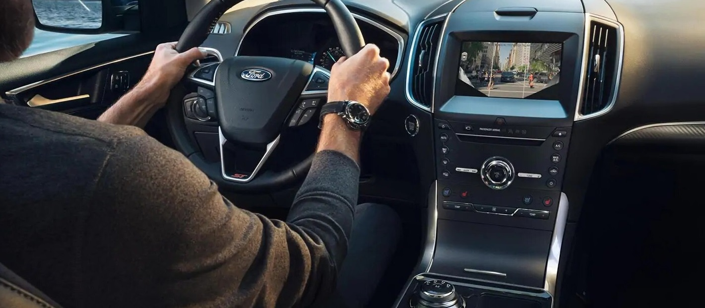 2019 Ford Edge Interiors