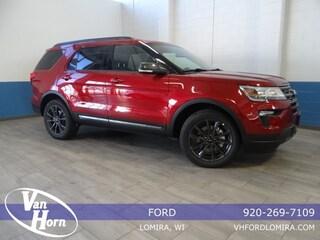 2018 Ford Explorer XLT SUV