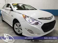 2015 Hyundai Sonata Hybrid Base Sedan