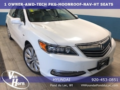 2014 Acura RLX Sport Hybrid Technology Package AWD Sedan