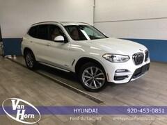 2018 BMW X3 xDrive30i AWD w/ Premium Pkg SUV