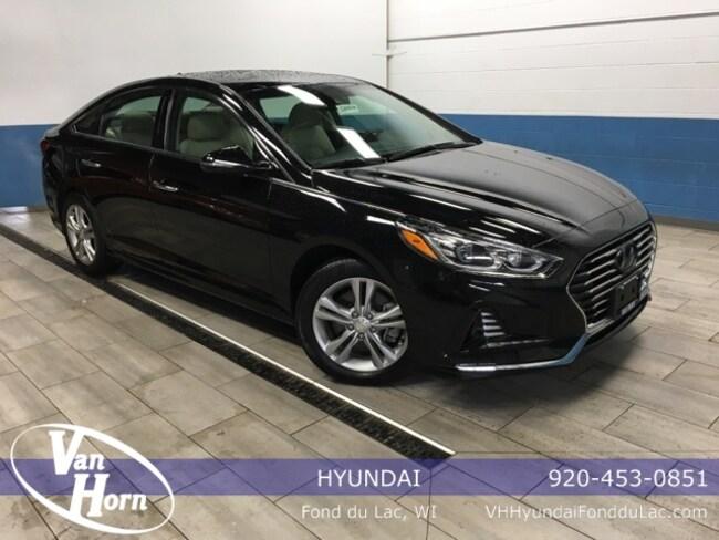 2018 Hyundai Sonata Limited w/ Ultimate Pkg Sedan