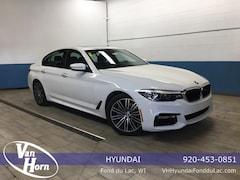 2018 BMW 540i 540i M Sport Sedan