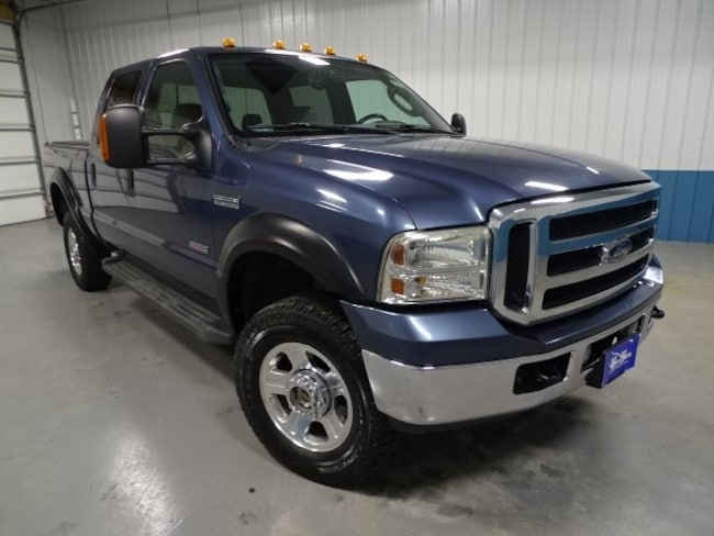 2007 Ford F-350SD Lariat Truck