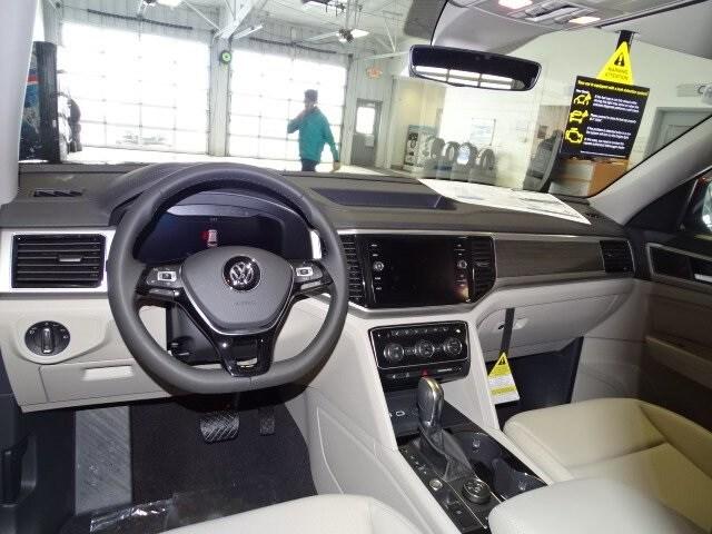 New 2019 Volkswagen Atlas For Sale at Van Horn Nissan of