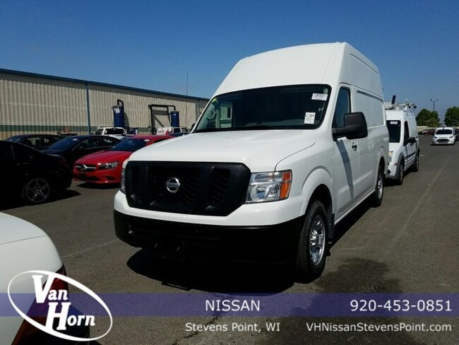 2017 Nissan NV Cargo NV2500 HD SV Cargo Van