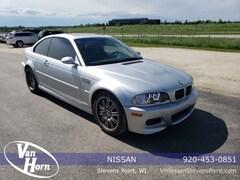 2004 BMW M3 Base Coupe