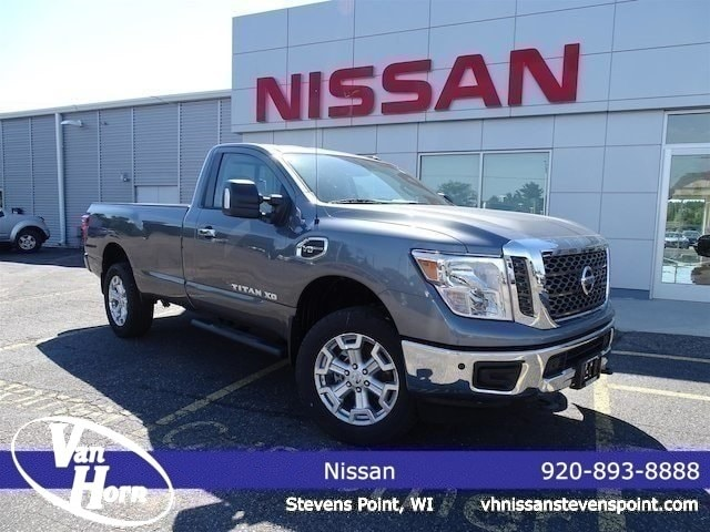 2018 Nissan Titan XD SV Gas Truck Single Cab