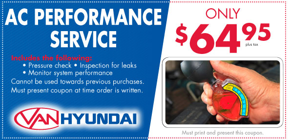 A/C Service Coupon, Carrollton, TX HyundaiService Special. If no image displays, this offer has ended.