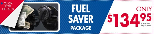 Fuel Save Package Coupon, Dallas, TX