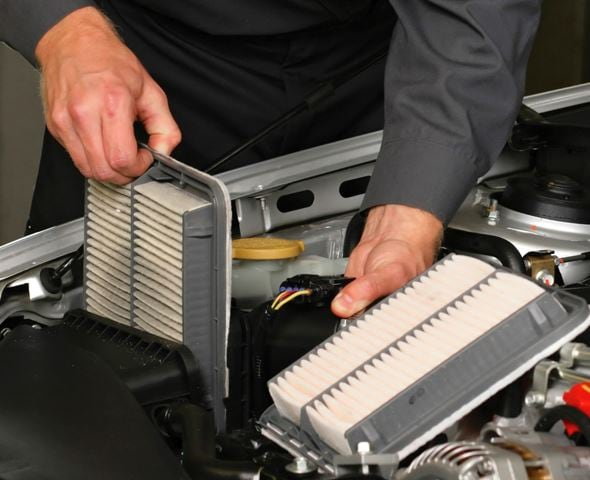 Benefits of Air Filter Replacement