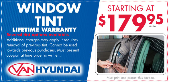 Window Tint, Dallas, TX Automotive Service Special Special