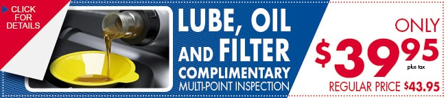 Lube-Oil-Filter Coupon, Dallas, TX