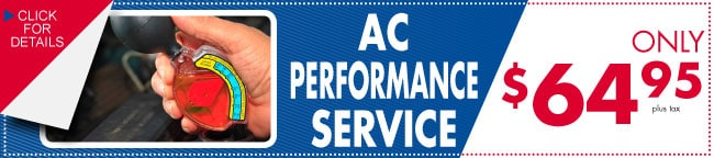 AC Performance Coupon, Carrollton, TX