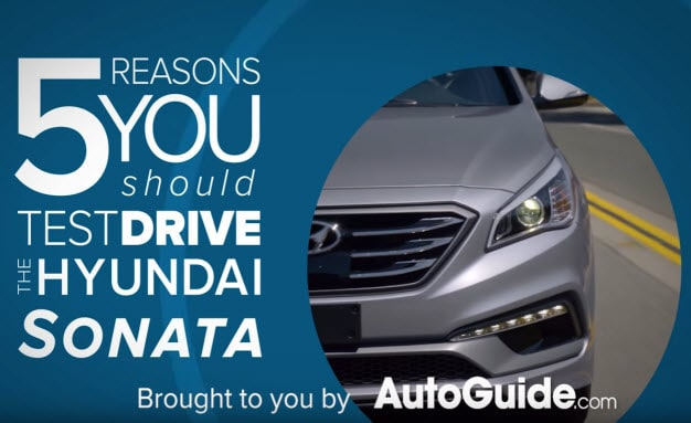 Hyundai Sonata Features