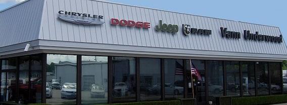 About Us   Vann Underwood CJD   Whiteville & Columbus County, NC
