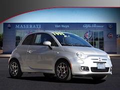 2013 FIAT 500 Sport Hatchback