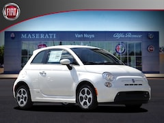 2019 FIAT 500e (Available Only in CA and OR) Hatchback