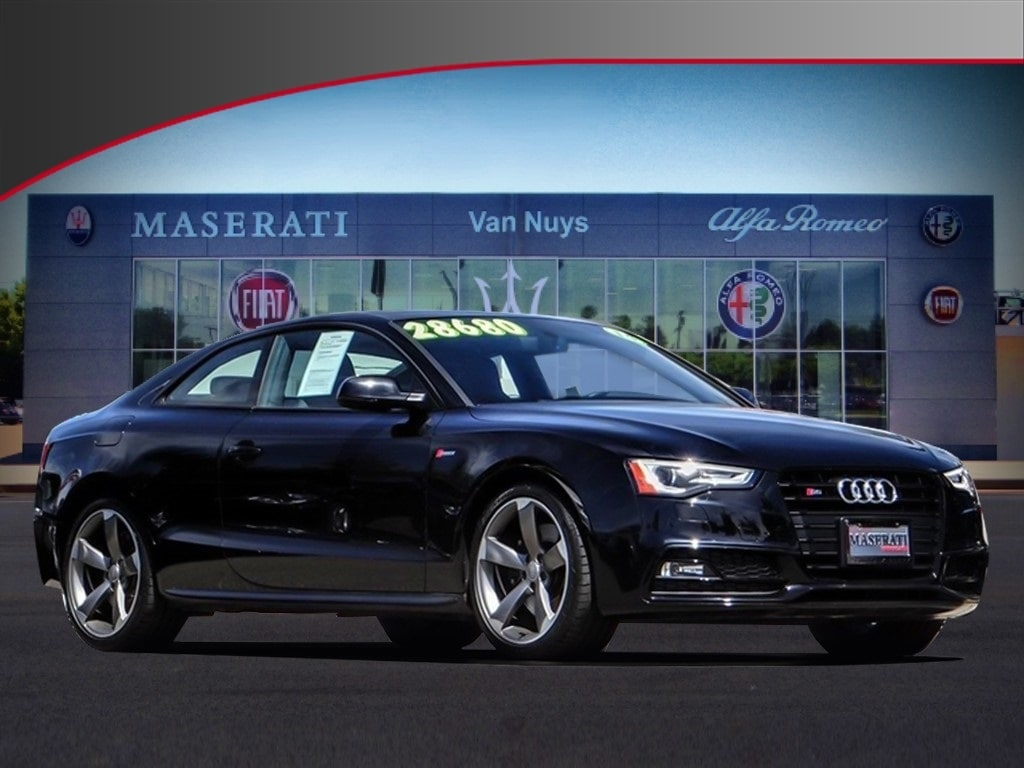 2014 Audi S5 3.0T Coupe