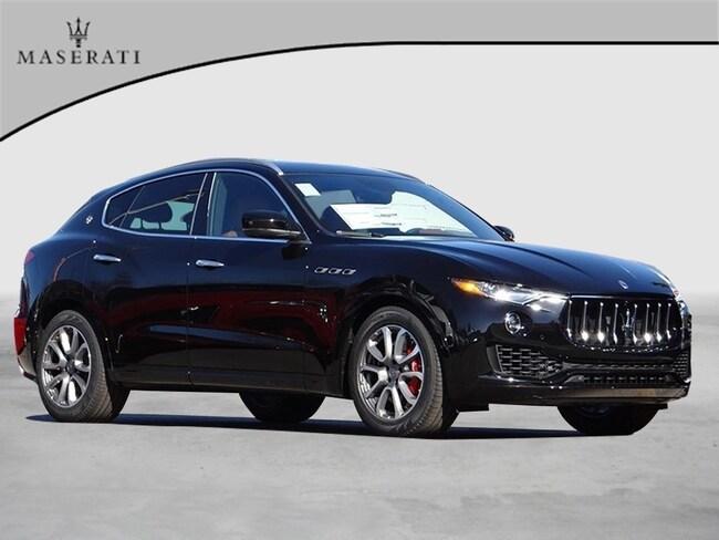 2019 Maserati Levante S SUV NQK310581