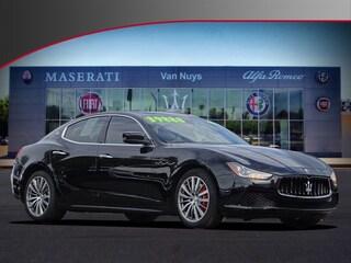 2016 Maserati Ghibli S Q4 Sedan UVG178712