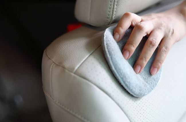 how to protect your car's leather upholstery