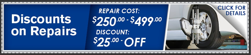 Repair Coupon, Kansas City