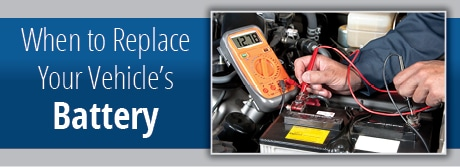 Subaru Battery Care