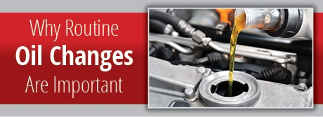 Why Oil Changes Are Essential