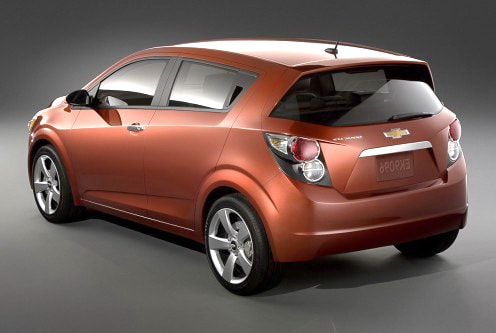 2012 Chevrolet  Sonic of IN