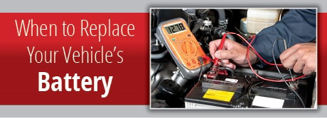 About Car Battery Replacement & Service