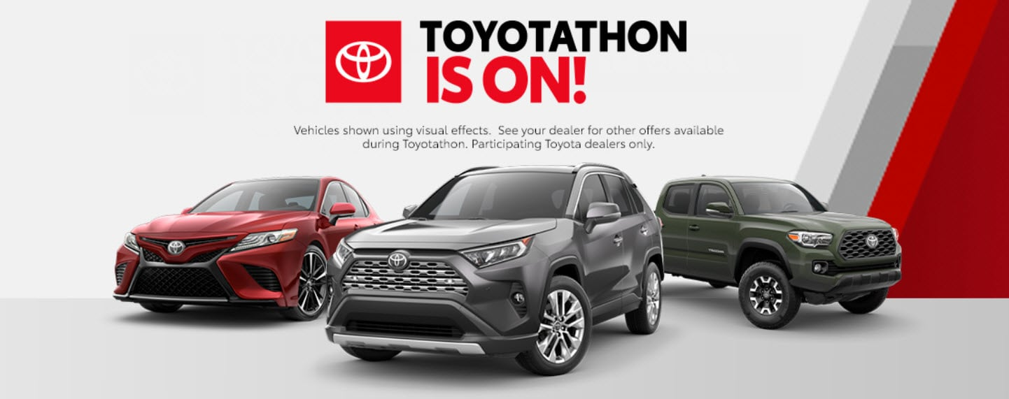 Toyotathon Sales Event in Phoenix