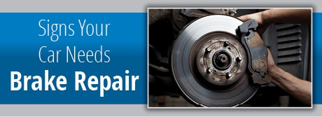 Learn About Brake Maintenance & Repair