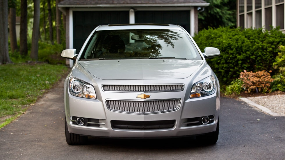 2013 Chevrolet Malibu of Arlington