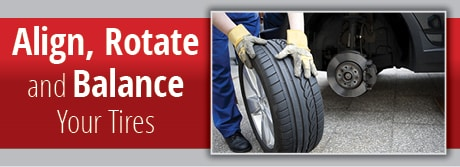 Learn About Toyota Tire Alignment & Rotation