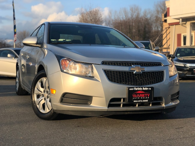 2013 Chevrolet Cruze LT Turbo Automatic, FREE Warranty!! Sedan