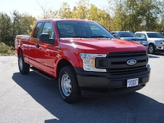 2018 Ford F-150 XL 4x4 XL  SuperCab 8 ft. LB