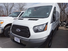 2018 Ford Transit 250 250  LWB Medium Roof Cargo Van w/Sliding Passenger