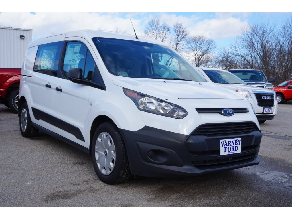 2017 Ford Transit Connect 16 XL  LWB Cargo Mini-Van w/Rear Cargo Doors