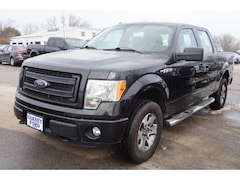 2014 Ford F-150 STX 4x4 STX  SuperCrew Styleside 5.5 ft. SB