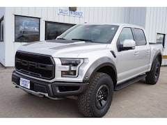2018 Ford F-150 Raptor 4x4 Raptor  SuperCrew 5.5 ft. SB