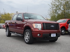 2014 Ford F-150 STX / Sport 4x4 STX  SuperCrew Styleside 5.5 ft. SB