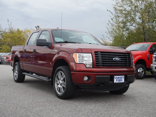 Used 2014 Ford F-150 For Sale | Bangor ME