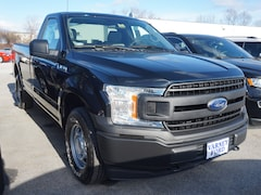 2018 Ford F-150 XL 4x4 XL  Regular Cab 8 ft. LB