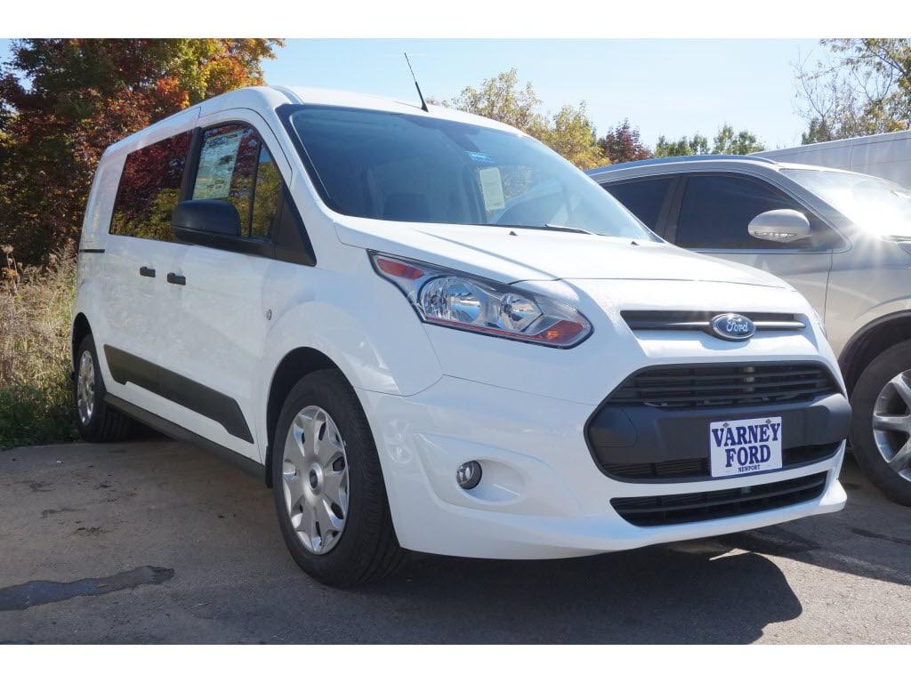 2017 Ford Transit Connect XLT XLT  LWB Cargo Mini-Van w/Rear Cargo Doors