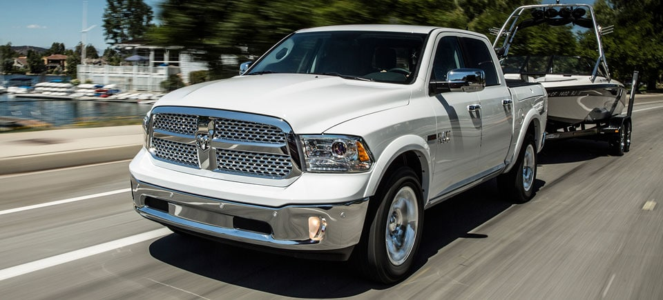 Ram 1500 Diesel | Varsity Chrysler Dodge Jeep